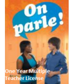 On parle! Online Multiple Teacher License (1 Year)
